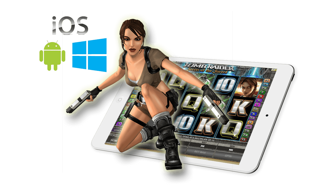 Play Online sot games on your smartphone and tablets