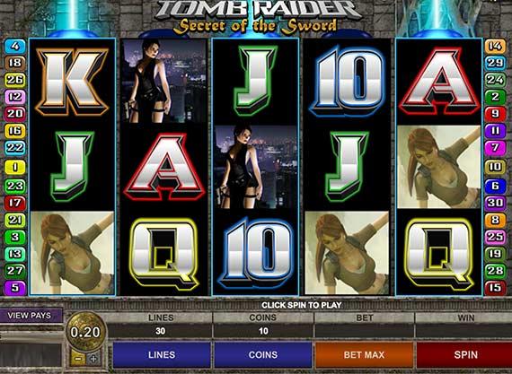 Tomb Raider 2 Pokie - Free Play & Real Money gaming
