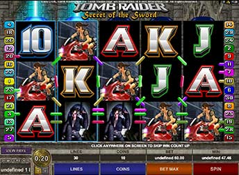 Tomb Raider 2 Wild Win